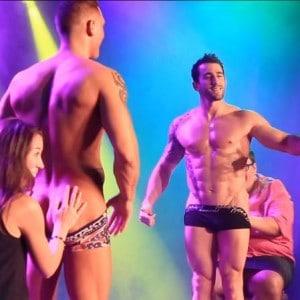 Chippendales Striptease Lorraine