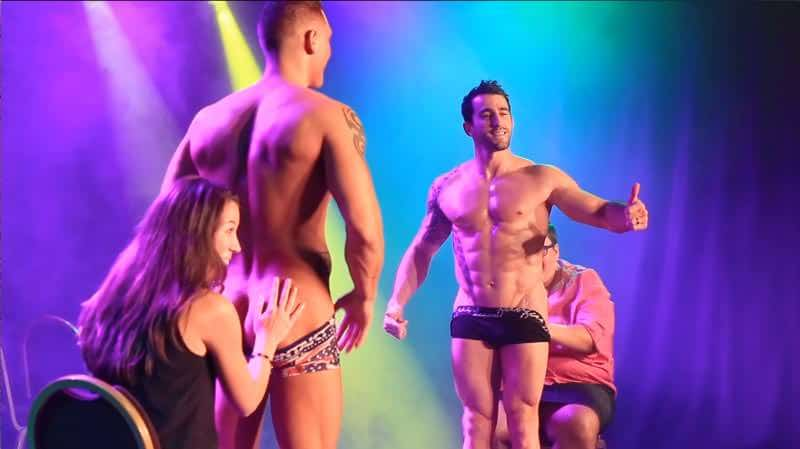 Chippendales Stripteaseurs Paris