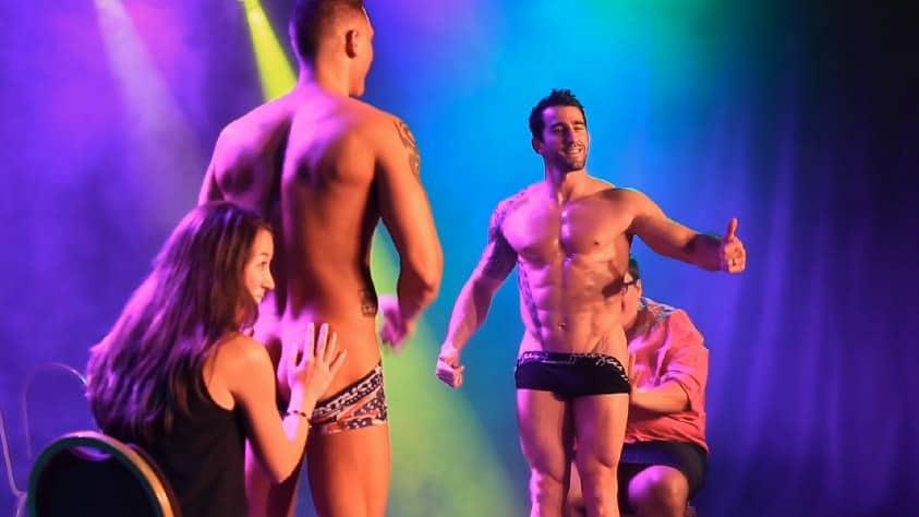 Strip-tease à domicile Aquitaine