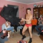 Strip-tease anniversaire