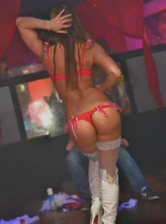 Strip-teaseuse à Lyon Katajrina