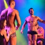 Striptease à domicile Lorraine Mathéo