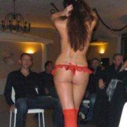 Striptease à domicile Marseille Natalia