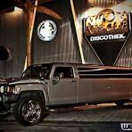 Striptease en limousine