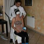 Stripteaseur à domicile Alsace