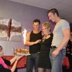 Stripteaseur Aquitaine pour anniversaire d'une fille