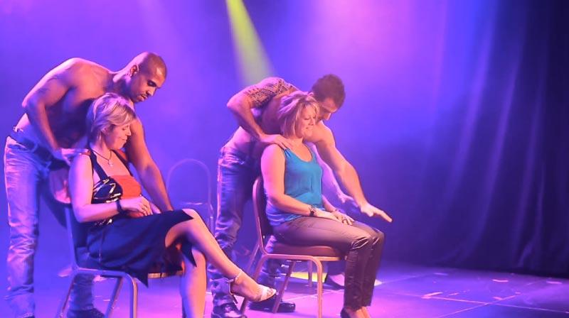 Stripteaseur Metz - 57 avec Ross