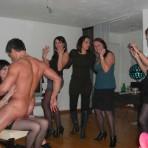 Stripteaseur Paris à domicile