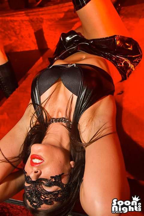 Stripteaseuse à Lyon Katajrina