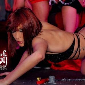 Stripteaseuse Besançon Cyane Doubs
