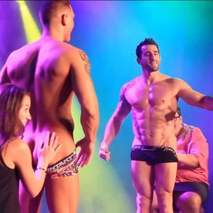 Spectacle Chippendales Bas-Rhin 67
