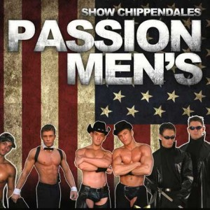 Spectacles Chippendales en Alsace-Champagne-Ardenne-Lorraine